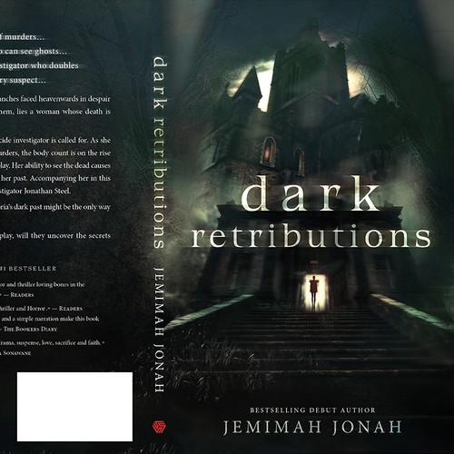 DARK RETRIBUTIONS by the amazing Jemimah Jonah