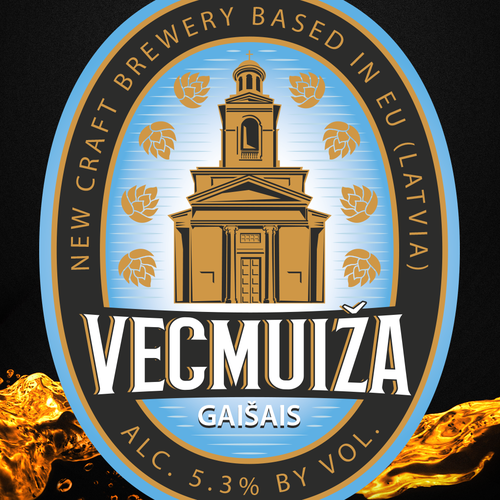 Logo For New Craft Brewery