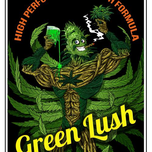 Illustration for Medical Marijuana Focused Fertilizer/Hydroponics co