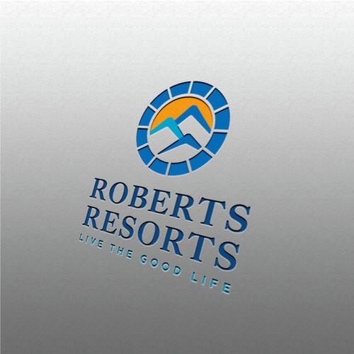 Logo design for Luxury RV Resort