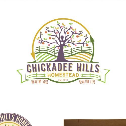 Sustainable Farm logo design