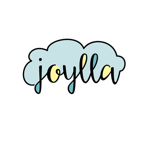 """Joyful"" logo design"