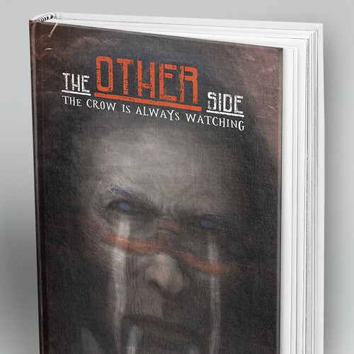 The Other Side - Book Cover - Vol.2