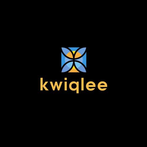 «Kwiqlee» mobile app logo