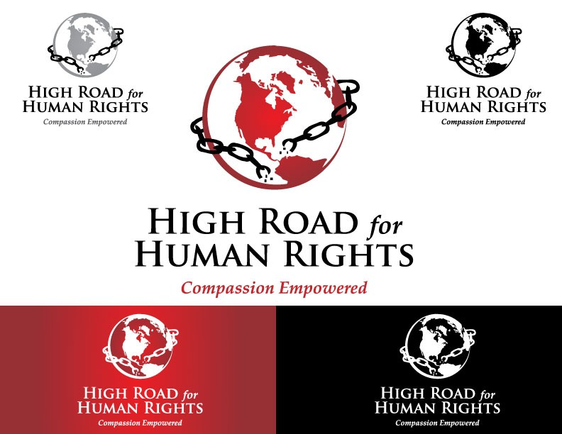 logo for High Road for Human Rights