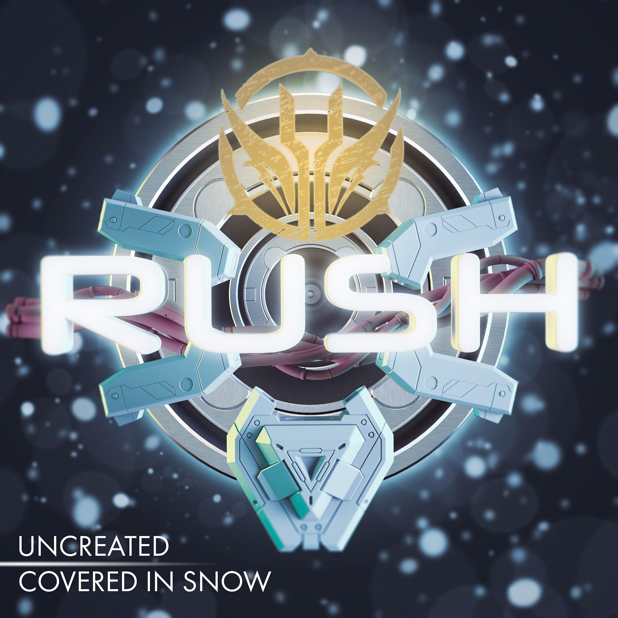 Rush digital single cover artwork