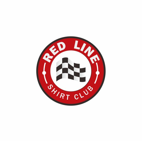 New logo wanted for Red Line Shirt Club