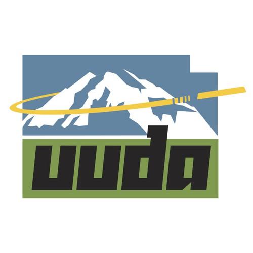 UUDA logo - alternate version
