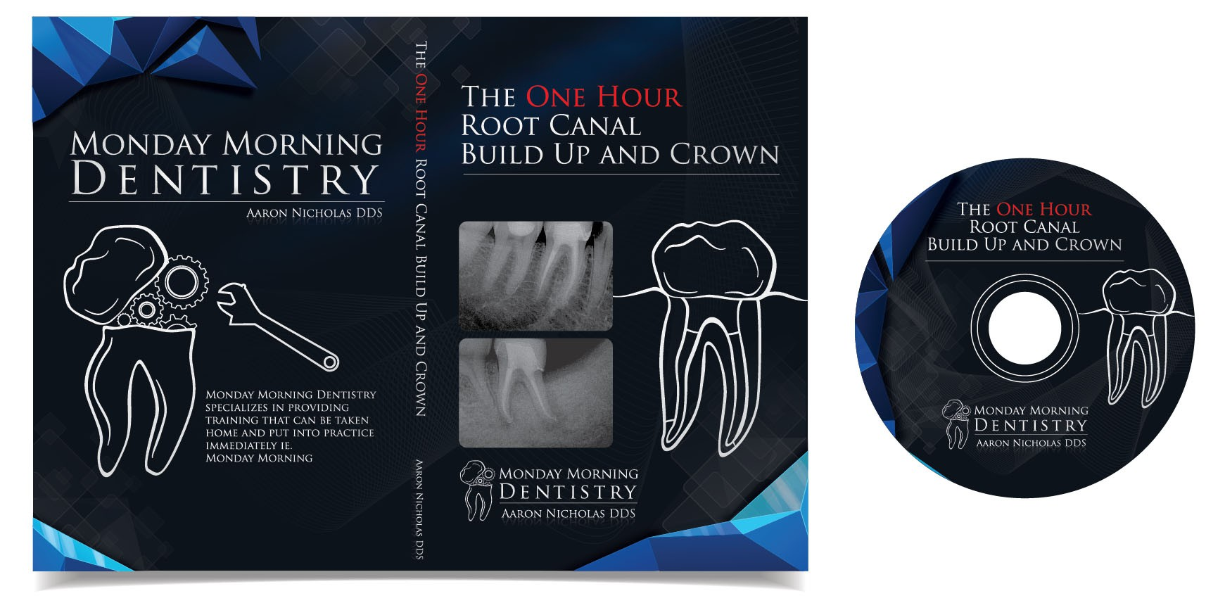 create a compelling graphic for a new dental procedure