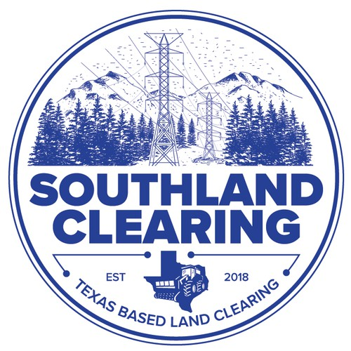SOUTHLAND CLEARING Logo Concept
