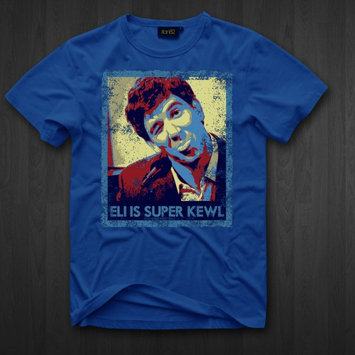 Eli Manning Fan T-Shirt Needed