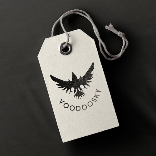 Voodoo Sky Logo Design