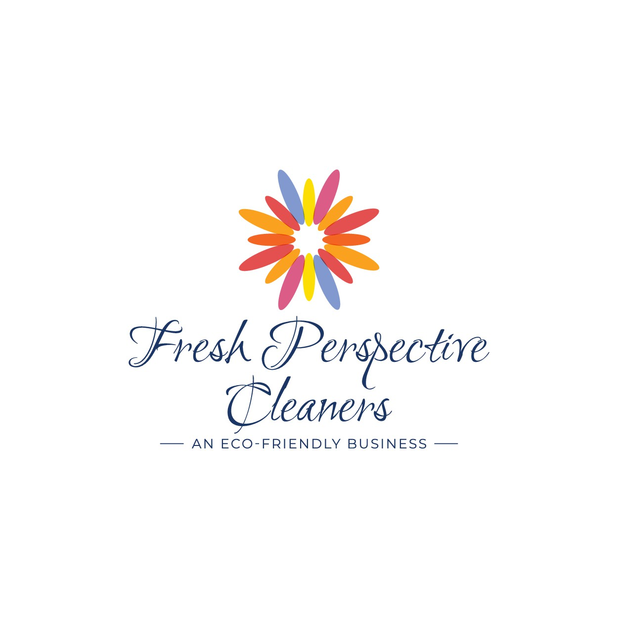 Design an inviting Cleaning Business Logo suitable for residential and commercial cleaning.