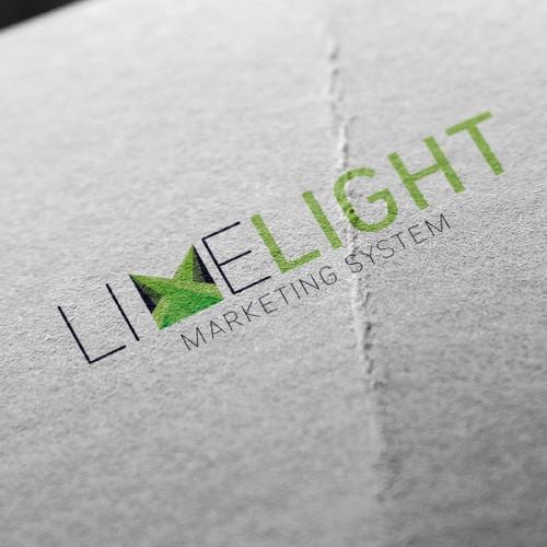 limelight logo design.