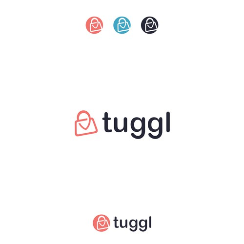 Iconic logo for Tuggl