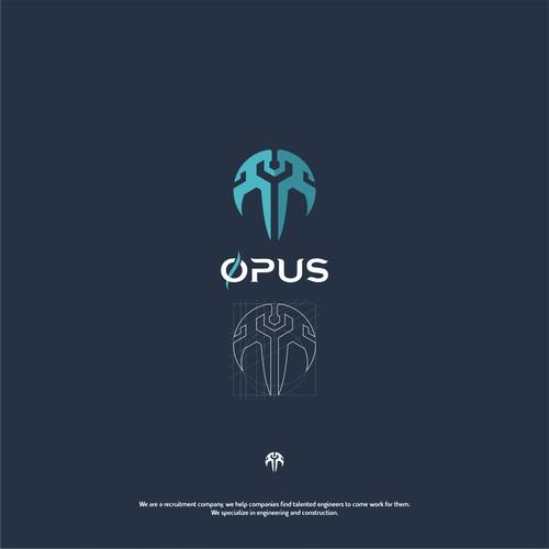 Modern Logo For Opus