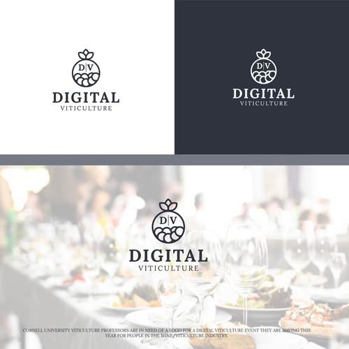 Digital Viticulture Logo