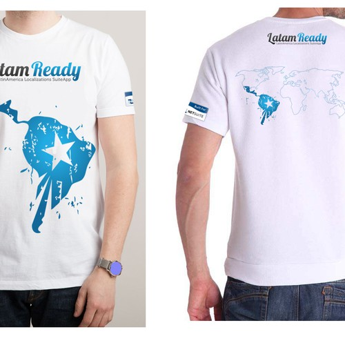 The greatest T-Shirt for LatamReady SuiteApp