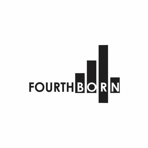 Help Fourth Born OR 4th Born with a new logo