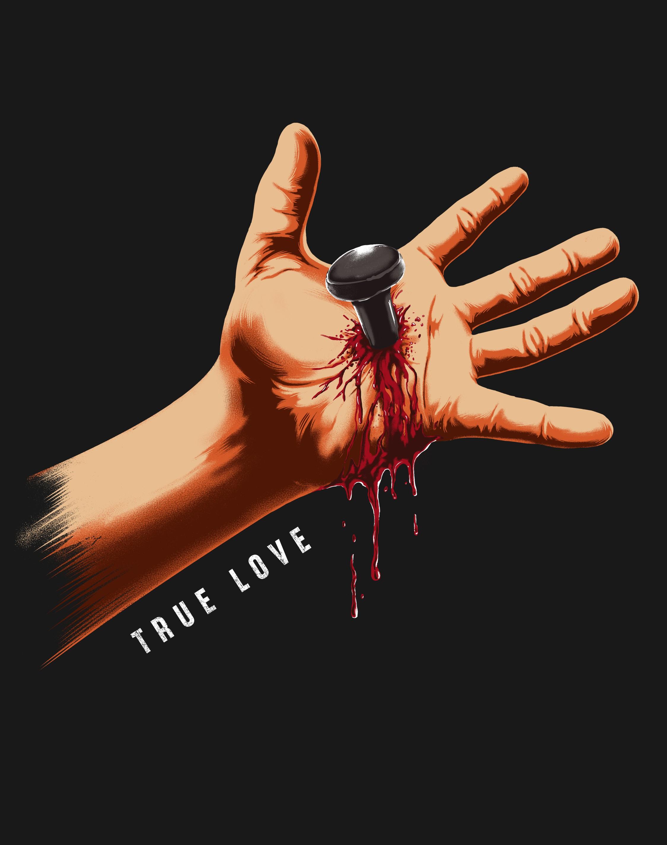 Hand of Christ