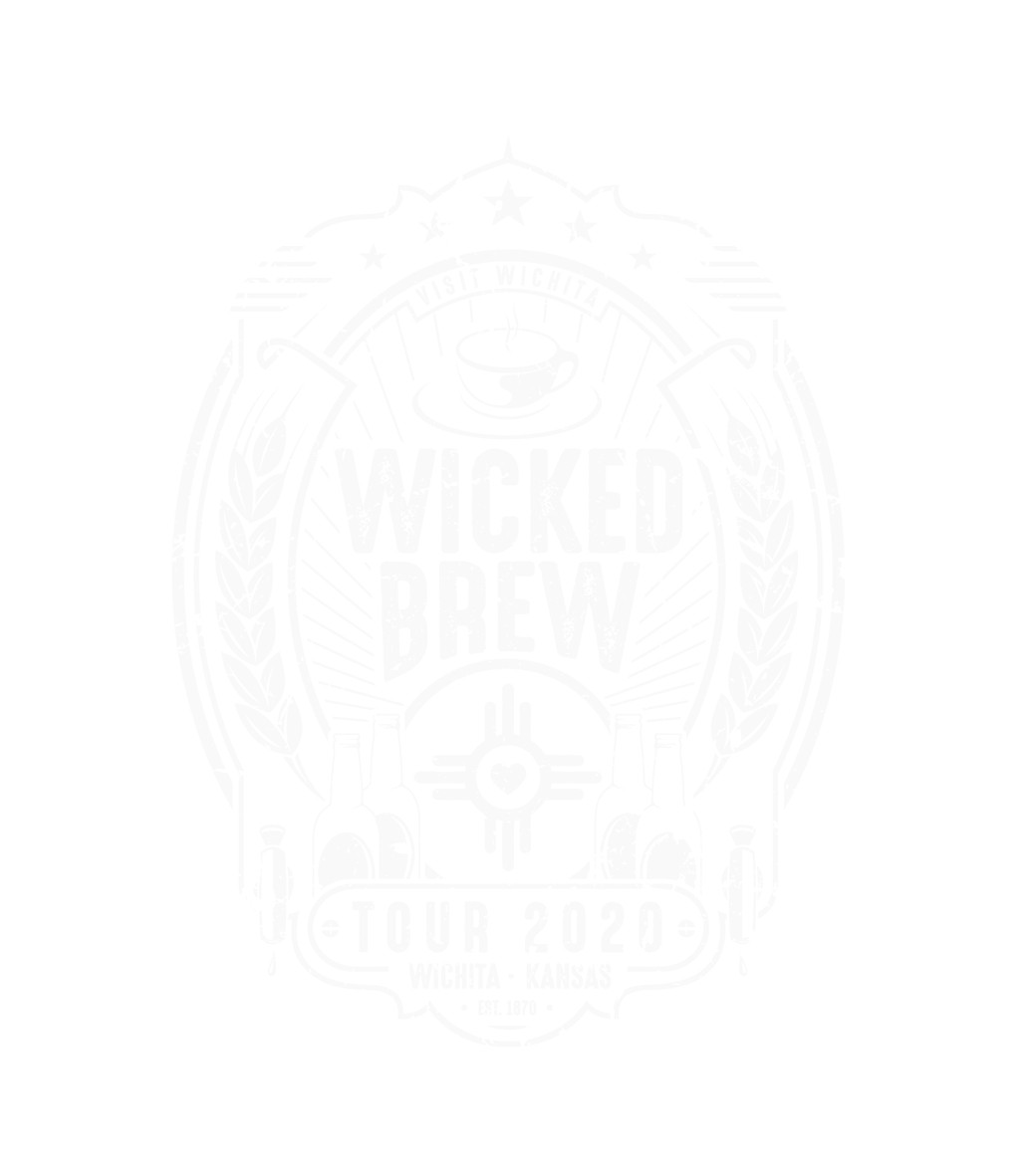 Vintage Beer and Coffee Design for the Wicked Brew Tour