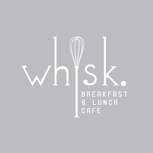 Branding Concept for Whisk Cafe