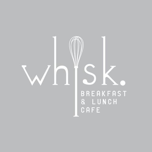 Branding Concept for Whisk Cafe