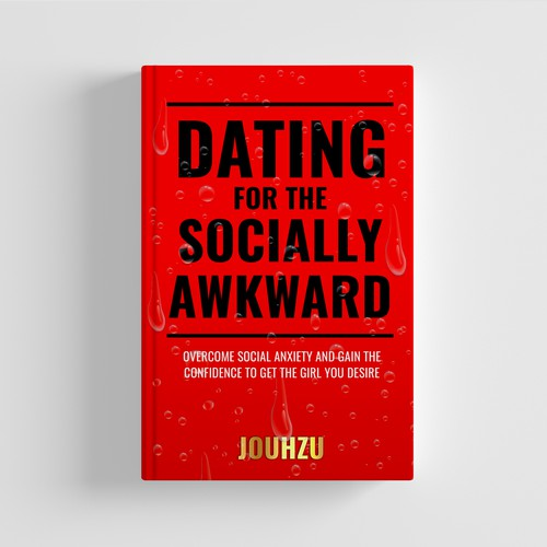 Book cover 'DATING FOR THE SOCIALLY AWKWARD'