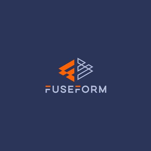 Letter F Logo For Sale