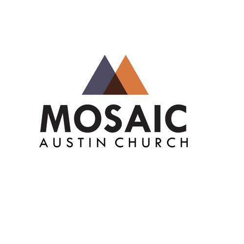 Design a fresh new logo for a church in Austin.