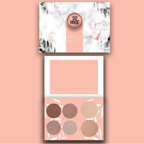 Makeup package design