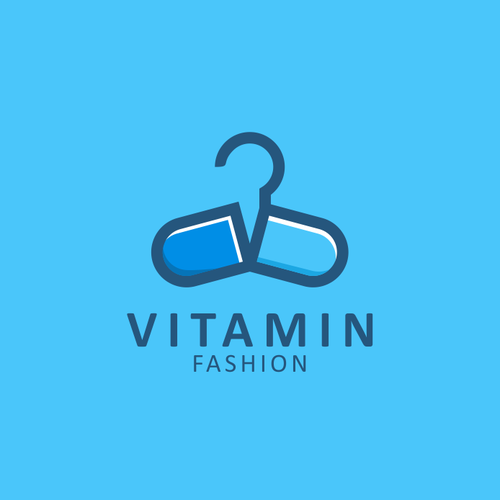 Help VitaminFashion Design A Fun and Trendy Logo -- to be used on an App