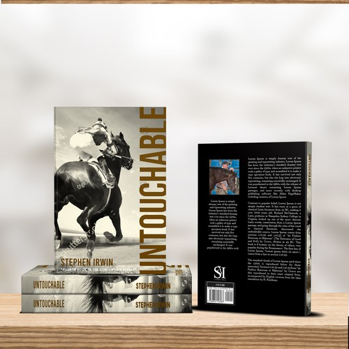 example cover for Stephen Irwin