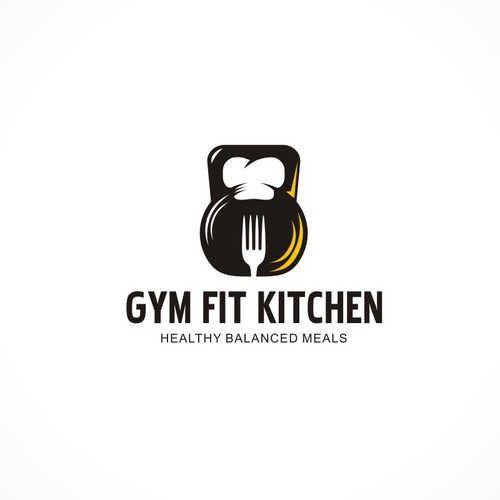Gym fit kitchen