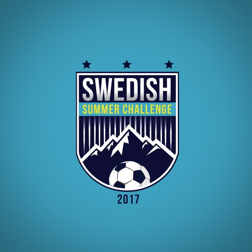 Logo Proposal for a swedish football tournament