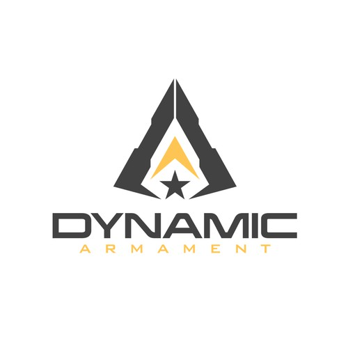 Logo design for Dynamic Armament
