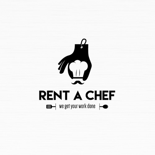 Logo for Rent a chef