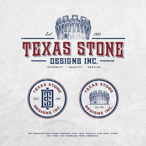 Texas Stone Designs Inc.