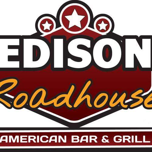 Edison Road House heeft een nieuw logo nodig