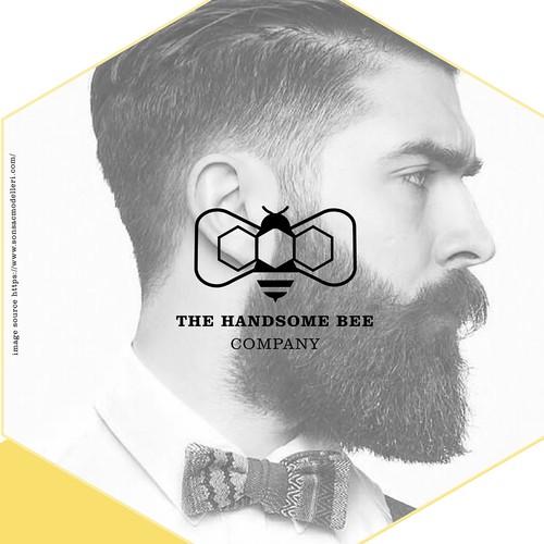 Bowtie-bee logo