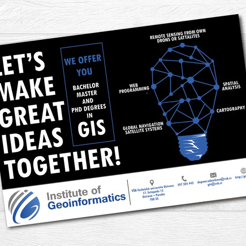 Flyer for GIS