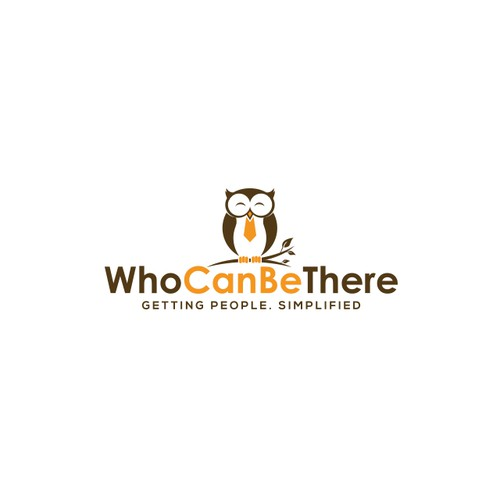 owl logo for WhoCanBeThere