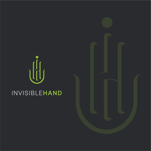 Invisible Hand Logo