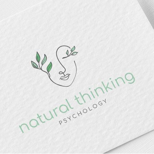 Psychology logo design