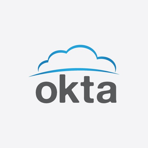 Corporate Logo for Bold New Cloud Computing Company