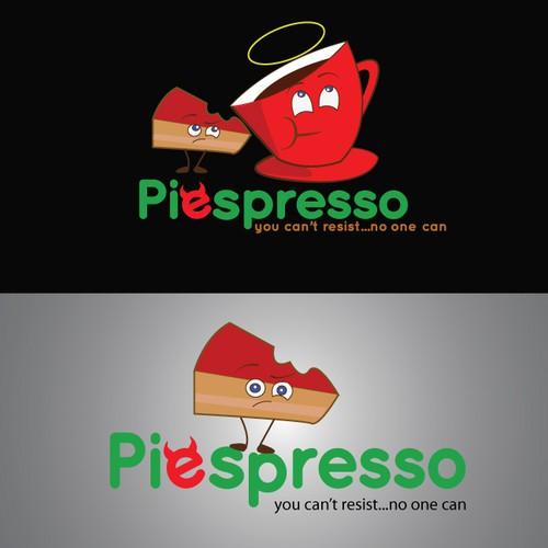 Piespresso  needs a new logo