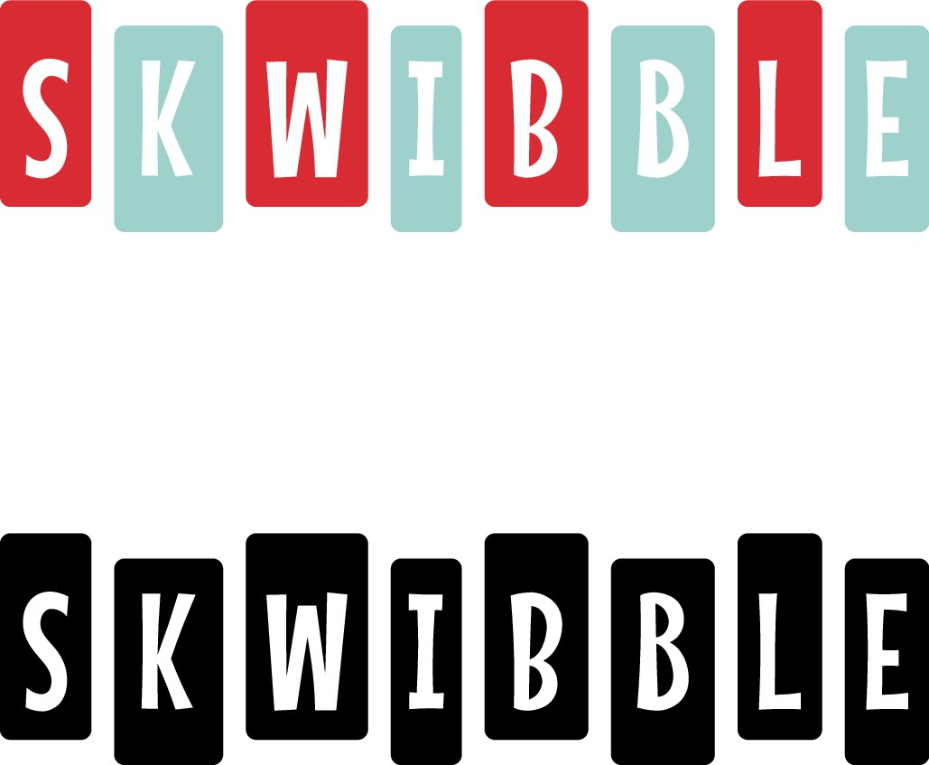 Skwibble logo design