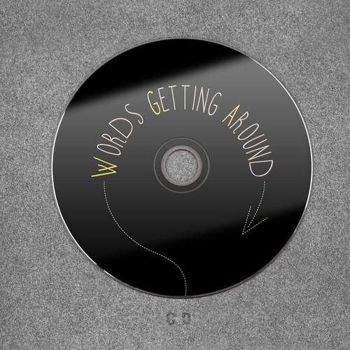 Captivating album design for Beautiful Mess Productions