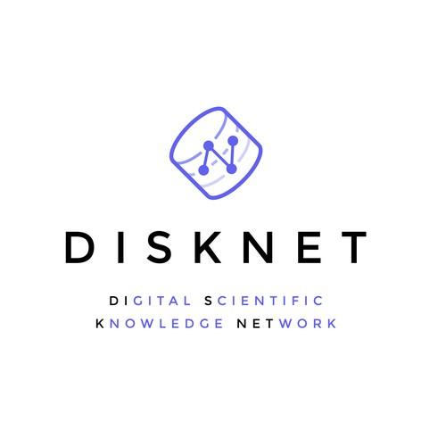 Logokonzept für ein wissenschaftliches Netzwerk