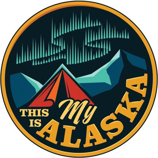 Alaskan company logo